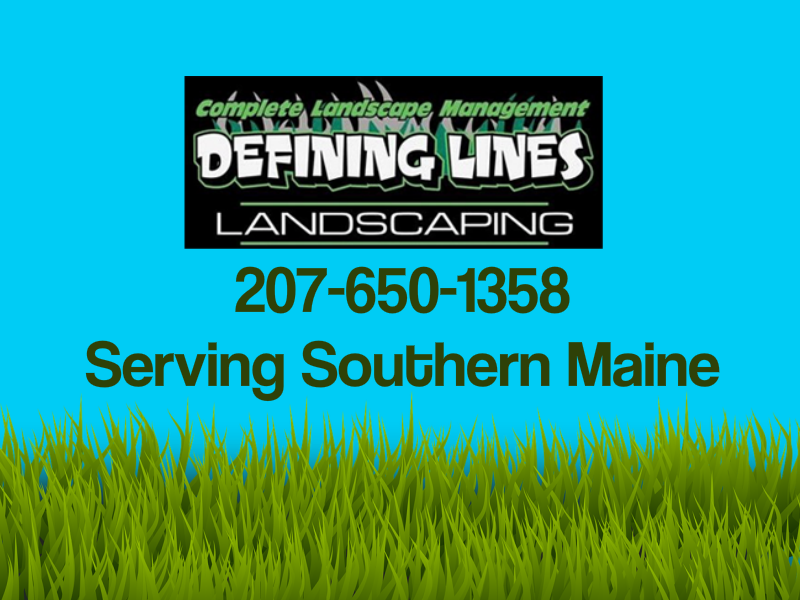Defining Lines Landscaping Scarborough Maine