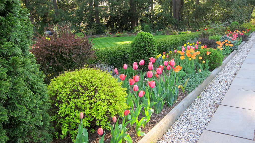 Beautiful Landscaping Design and Maintenance Services Scarborough, Maine